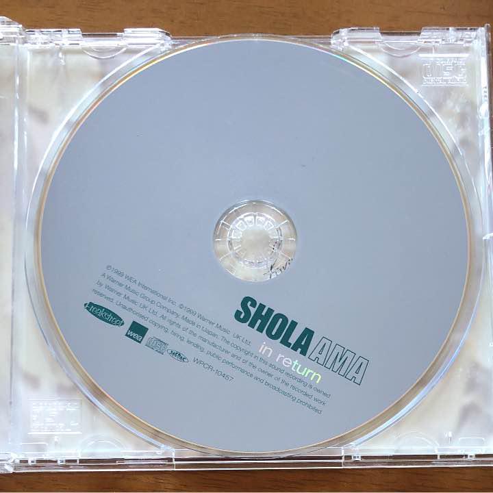 メルカリ - CD ショーラ アーマ 【洋楽】 (¥300) 中古や未使用のフリマ