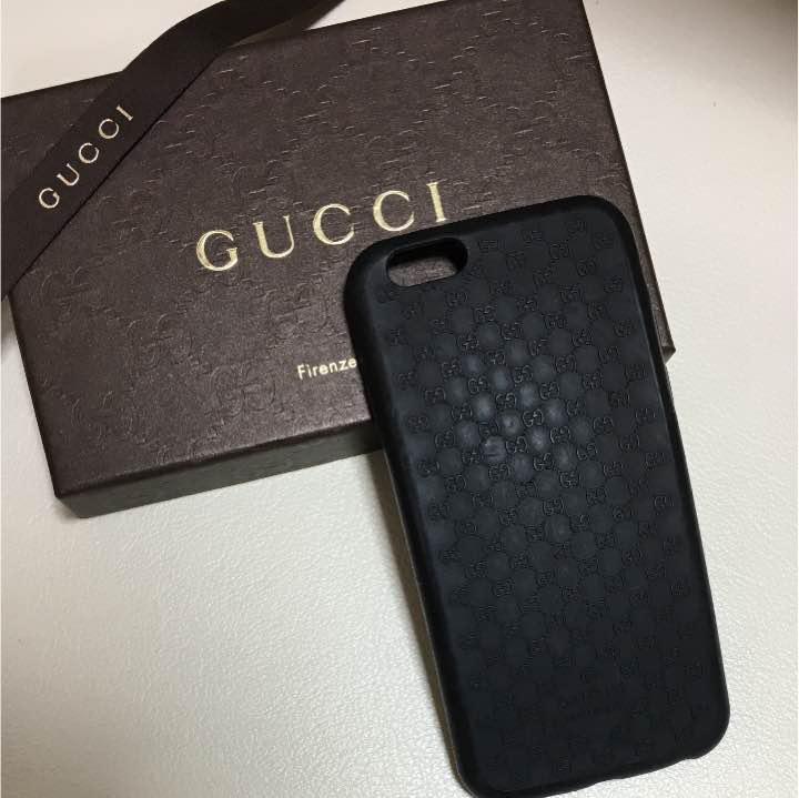 the best attitude 9a500 f7b2c 早い者勝ち!GUCCI iPhone6sケース(¥5,000) - メルカリ スマホでかんたん フリマアプリ