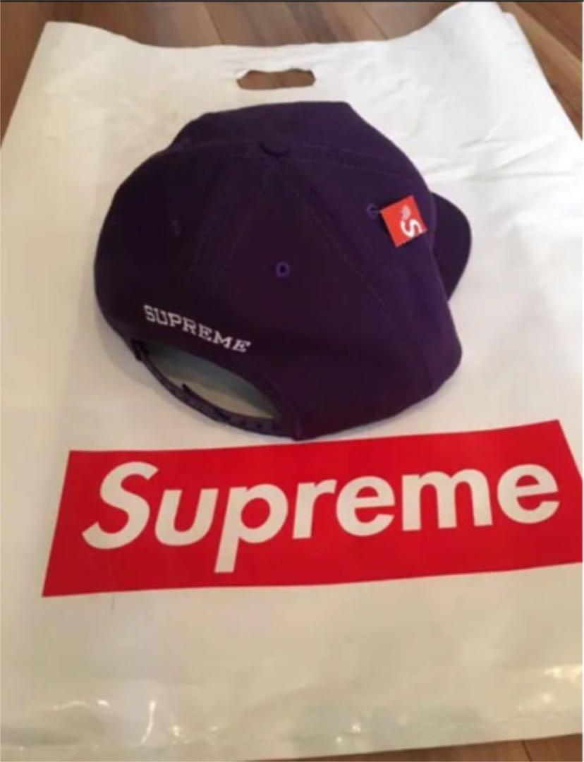 a5a98a5f メルカリ - Supreme 18AW GLOBAL 5-PANEL CAP 紫 【キャップ】 (¥12,000 ...