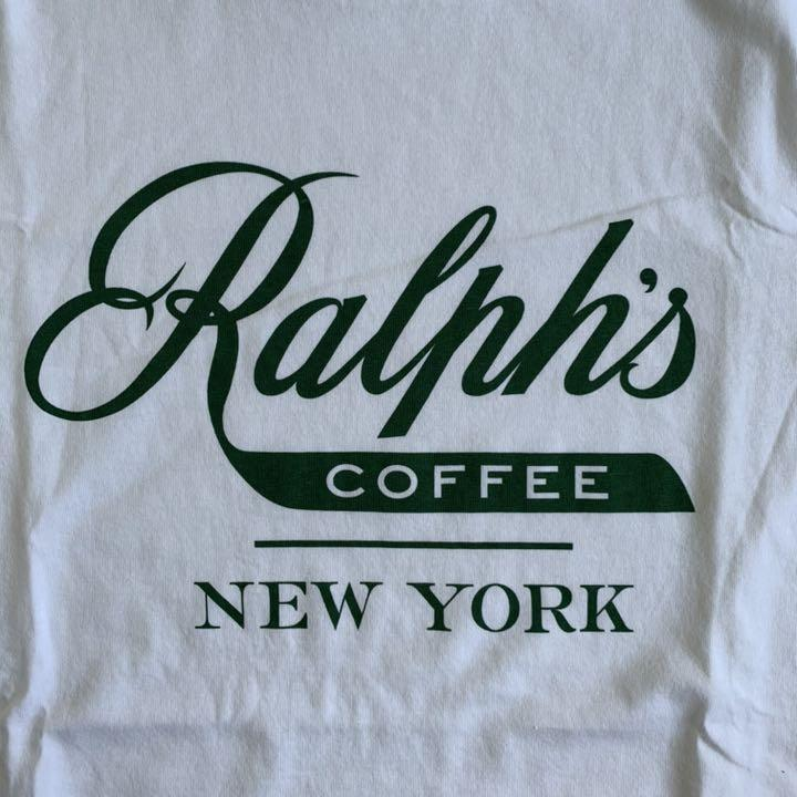 4e9ef160 POLO RALPH LAUREN RALPH'S COFFEE Tee [S](¥6,800) - メルカリ スマホでかんたん フリマアプリ