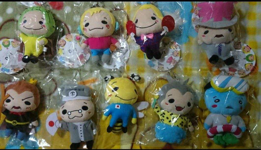 Hey! Say! JUMP キャラクターマスコット(¥2,400) , メルカリ スマホでかんたん フリマアプリ