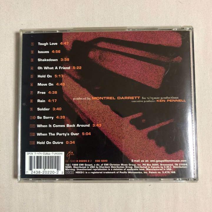 メルカリ - MONTREL DARRETT / CHRONICLES OF THE SOUL 【洋楽】 (¥800 ...