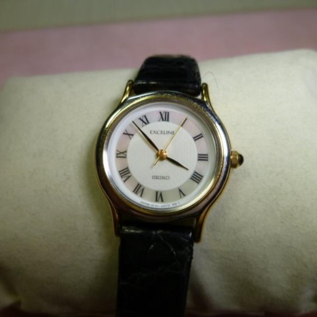 best sneakers 875d5 0eff6 セイコー エクセリーヌ レディース腕時計(¥2,200) - メルカリ スマホでかんたん フリマアプリ