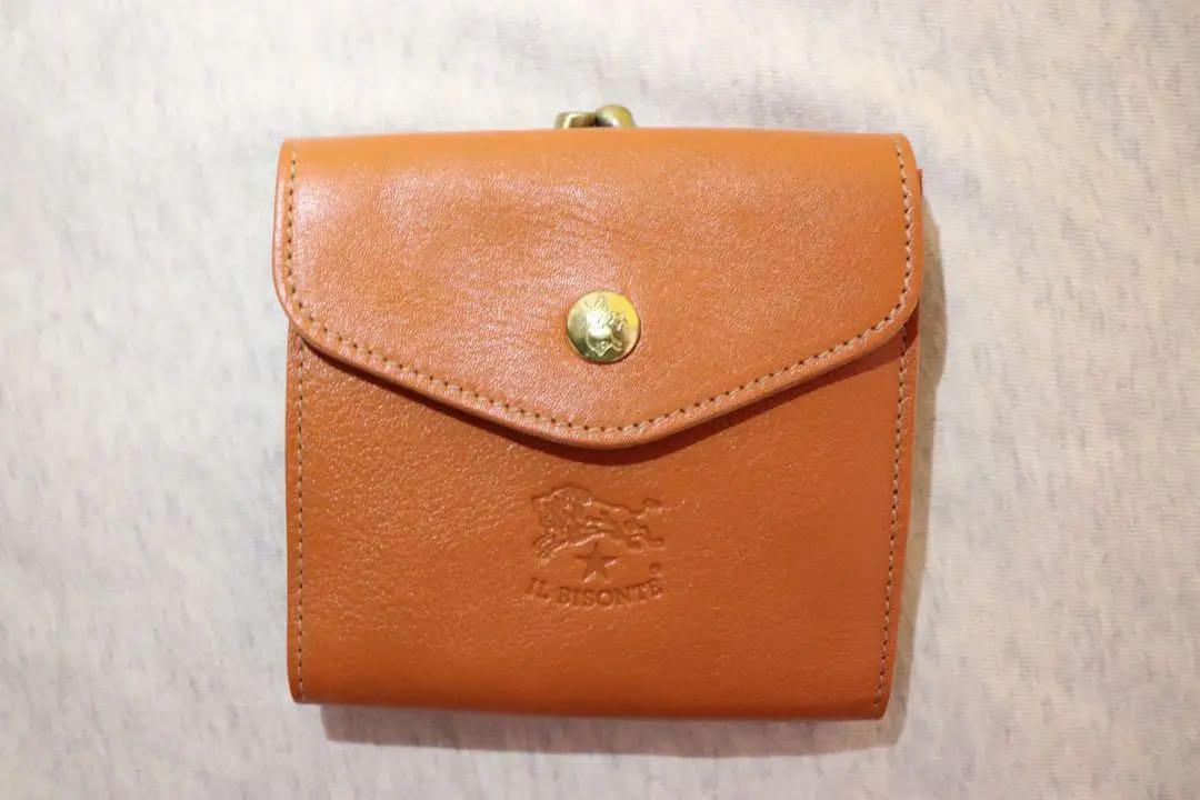 hot sale online 9106a 996c5 新品 イルビゾンテ 財布 がま口 二つ折り財布 ブランド コインケース(¥16,680) - メルカリ スマホでかんたん フリマアプリ