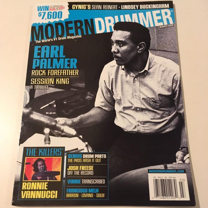 メルカリ - Modern Drummer / Earl Palmer 【打楽器】 (¥300) 中古や未 ...