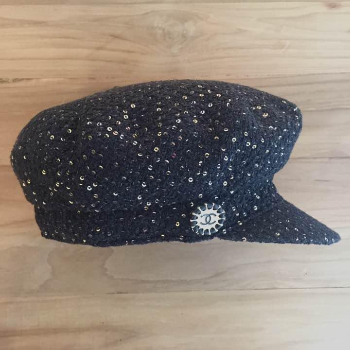f66b105b49f8 メルカリ - シャネル CHANEL 帽子 キャスケット 【シャネル】 (¥37,000 ...