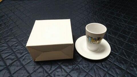 【新品】ミニコーヒーカップセット