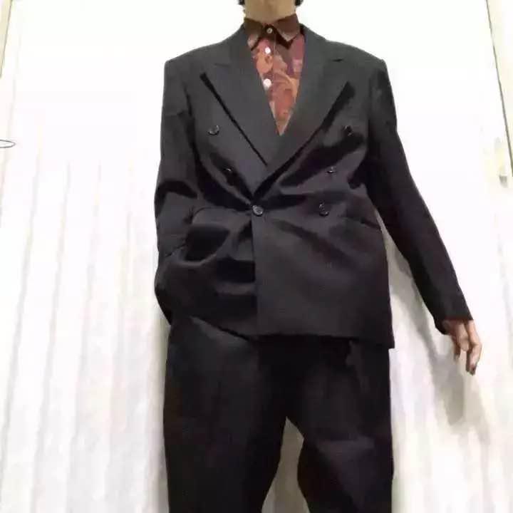 new style d6f64 ddbf0 イヴサンローランのスーツ(¥69,999) - メルカリ スマホでかんたん フリマアプリ