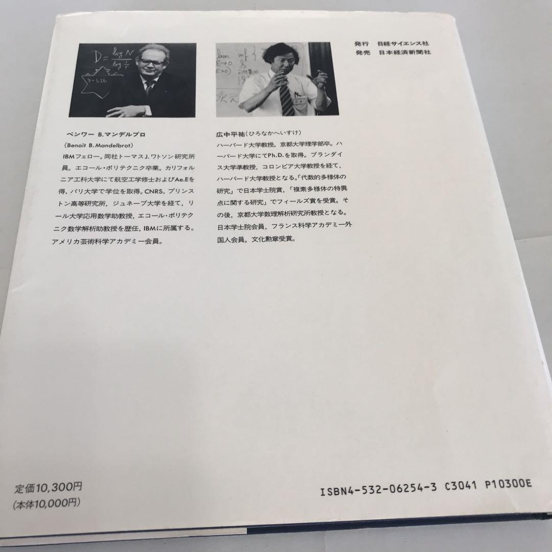 メルカリ - フラクタル幾何学 日経サイエンス社 広中平祐 監訳 ...