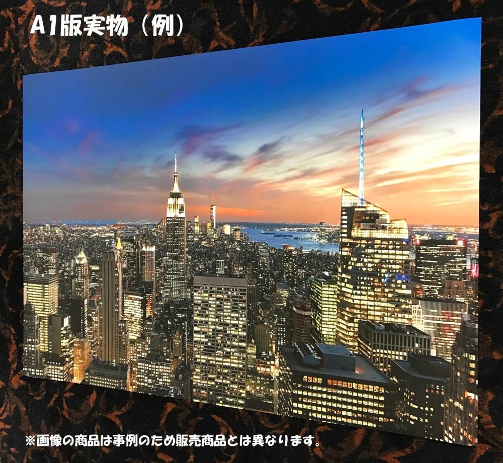 メルカリ パノラマ版 東京スカイツリーと東京都市景観 壁紙