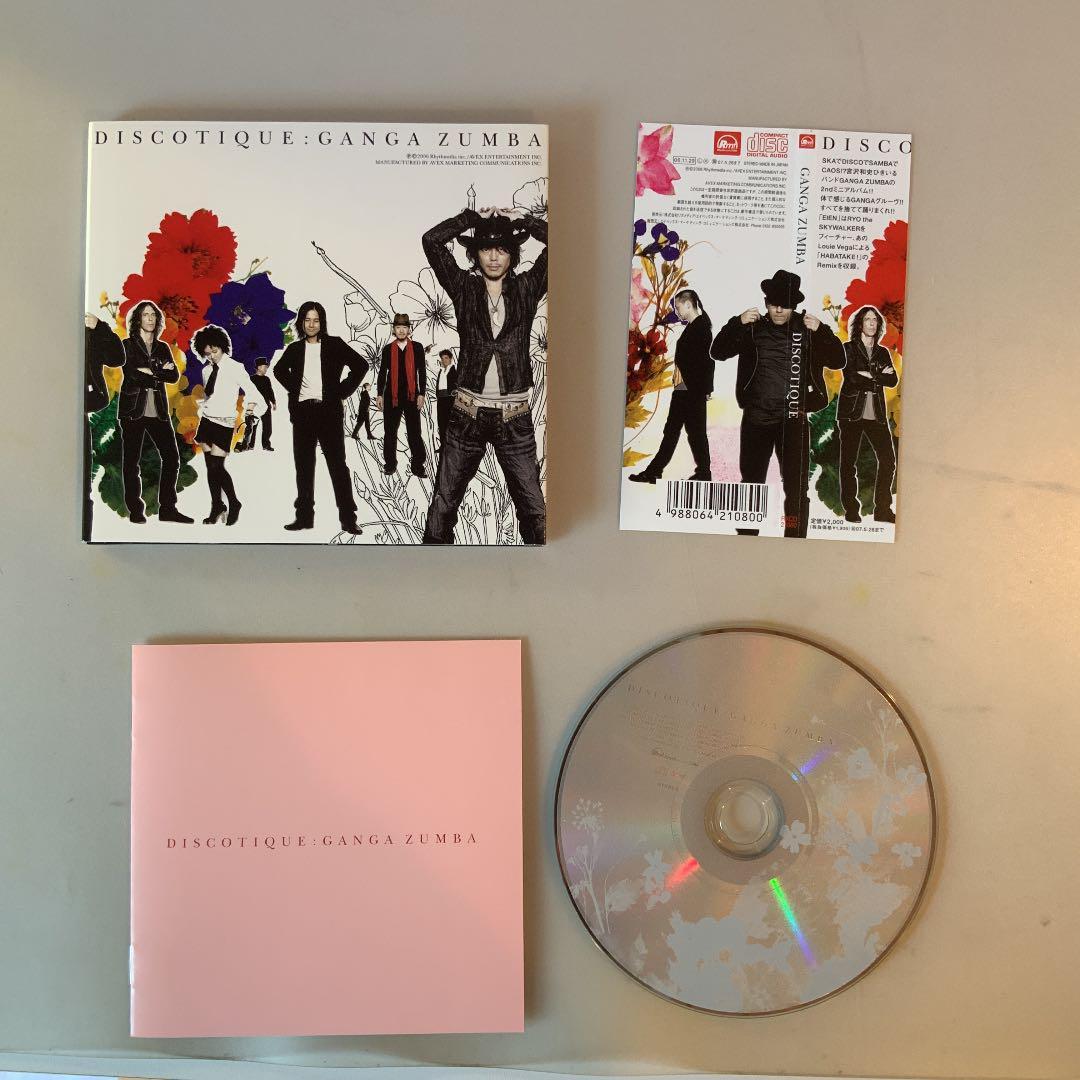 メルカリ - DISCOTIQUE 【邦楽】 (¥549) 中古や未使用のフリマ
