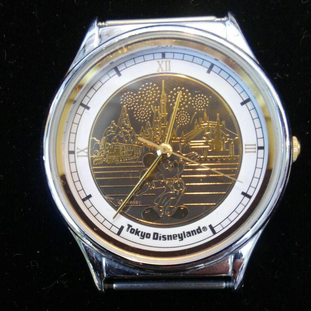 classic fit 20443 5f512 東京ディズニーランド ミッキー かわいい 時計(¥1,500) - メルカリ スマホでかんたん フリマアプリ