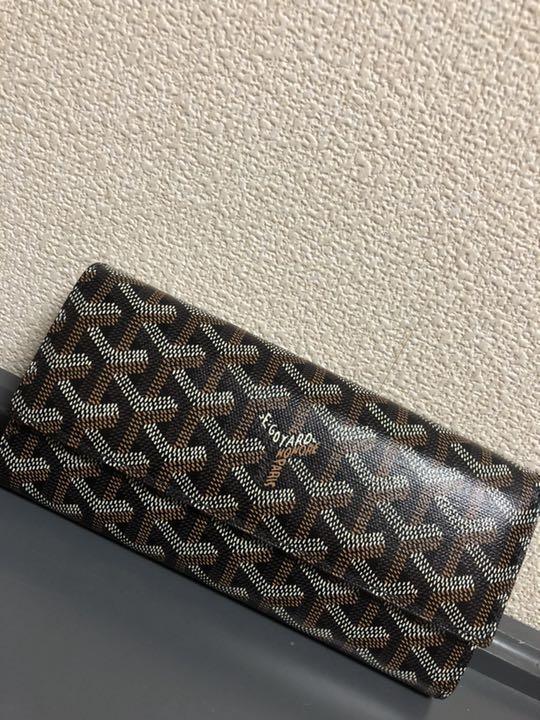 100% authentic 35100 6bdf4 ゴヤール 長財布 メンズ レディース GOYARD サンルイ トートバッグ(¥55,000) - メルカリ スマホでかんたん フリマアプリ