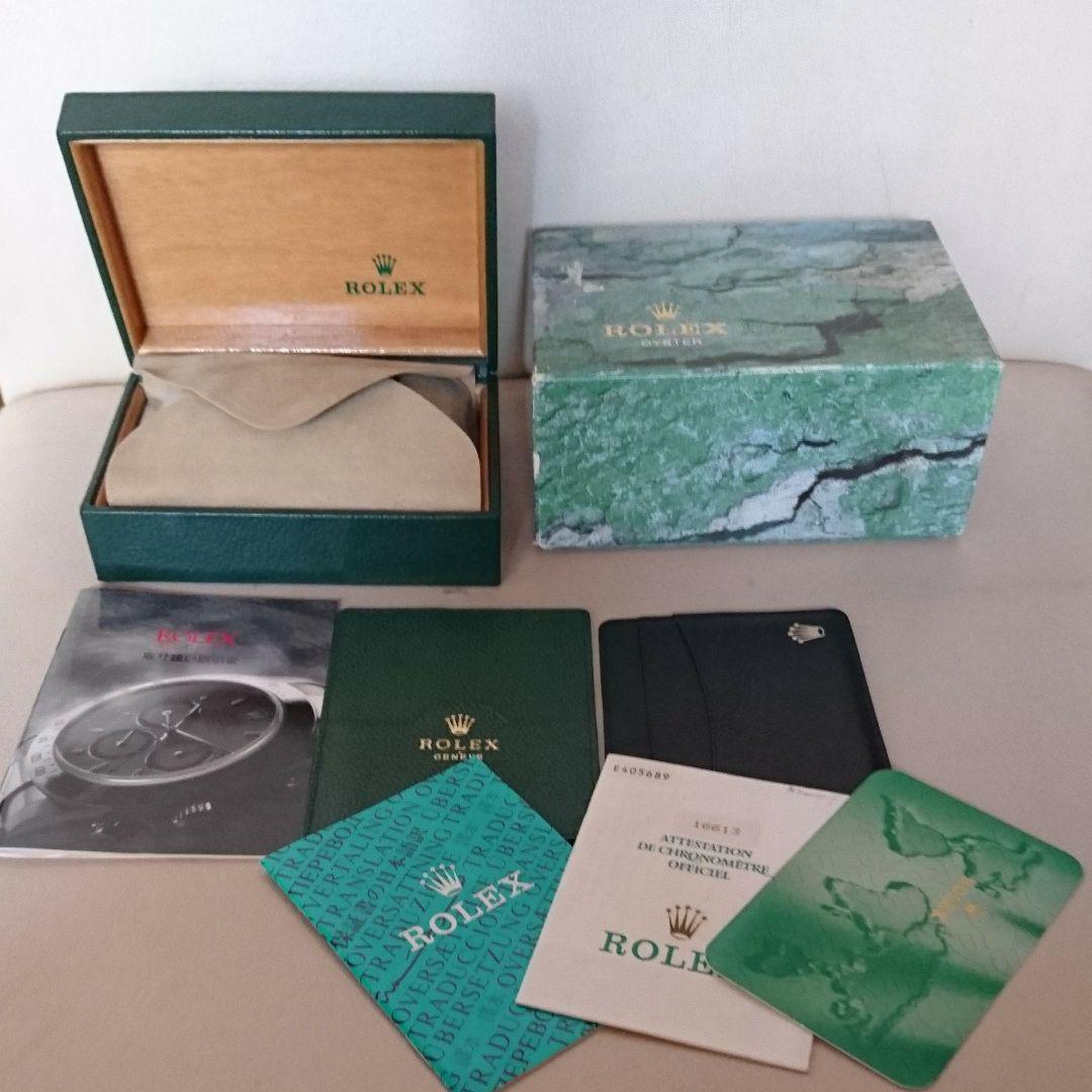 brand new 87410 fd524 ロレックス 箱
