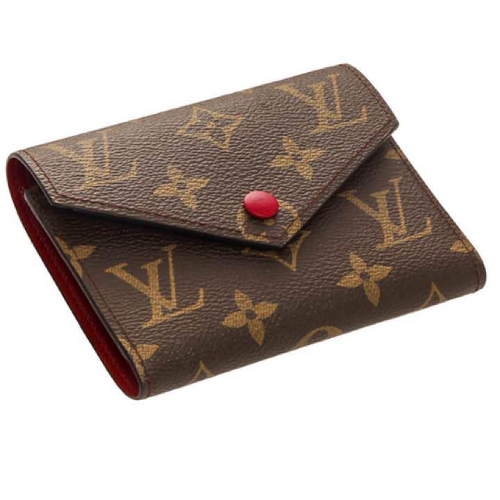 new style 6227d 830c7 美品ルイヴィトン 折りたたみミニ財布(¥44,444) - メルカリ スマホでかんたん フリマアプリ