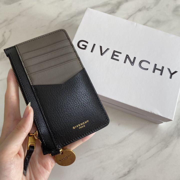 残り1【新品】GIVENCHY GV3 フラグメントケース カード/コインケース