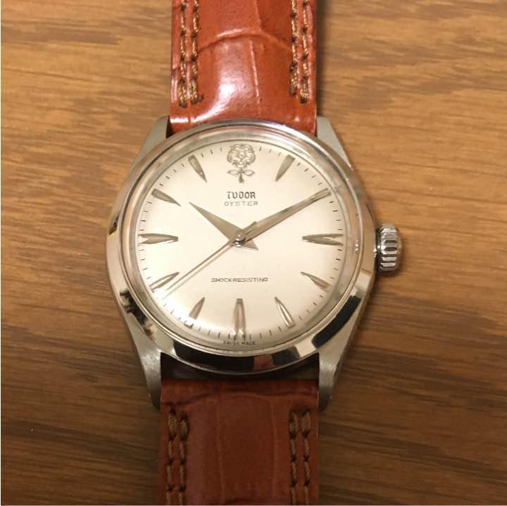 new styles 1fe33 4bf41 セール デカバラ チュードル アンティーク時計(¥111,000) - メルカリ スマホでかんたん フリマアプリ
