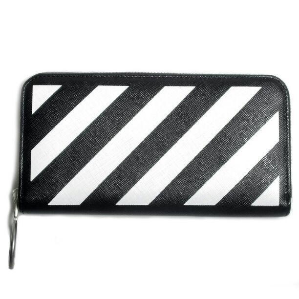 timeless design 5d740 1a882 off-white オフホワイト 財布 正規品 レザー(¥40,000) - メルカリ スマホでかんたん フリマアプリ