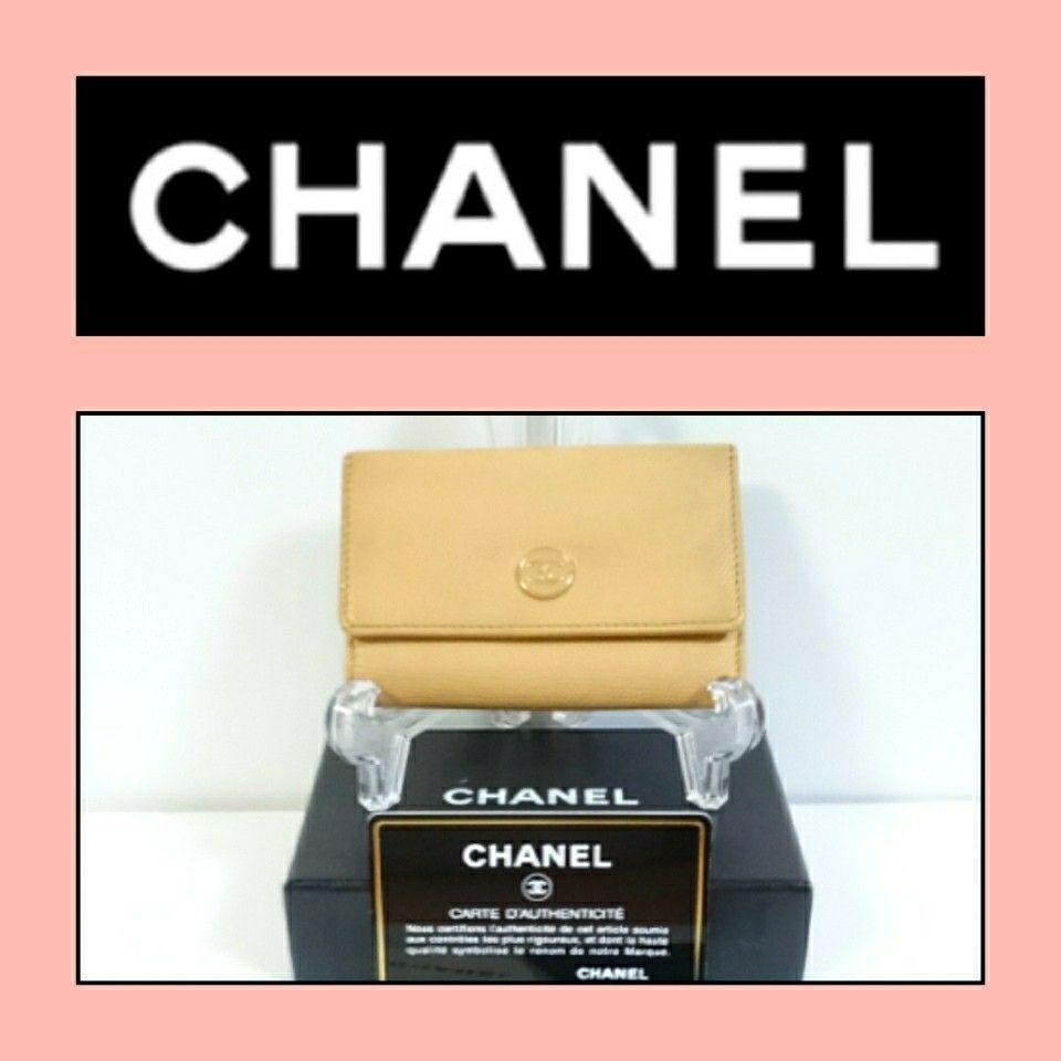 02153916fa48 メルカリ - 【NN】CHANEL/シャネル キーケース 【シャネル】 (¥1,980 ...