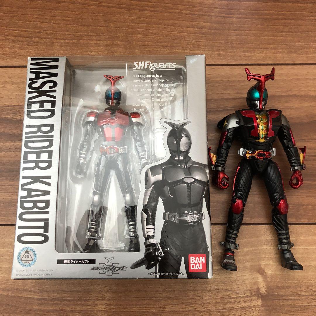 KaSie Rider Kabuto Cor Hyperforms And Shfiguarts