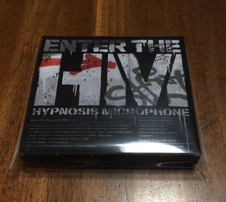 ヒプマイ Enter the Hypnosis Microphone(¥ 2,999) - メルカリ スマホでかんたん フリマアプリ
