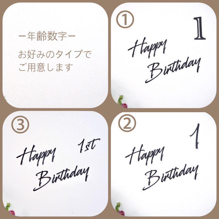 筆記 体 happybirthday