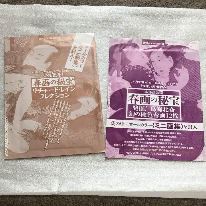 メルカリ - 春画 葛飾北斎 リチ...