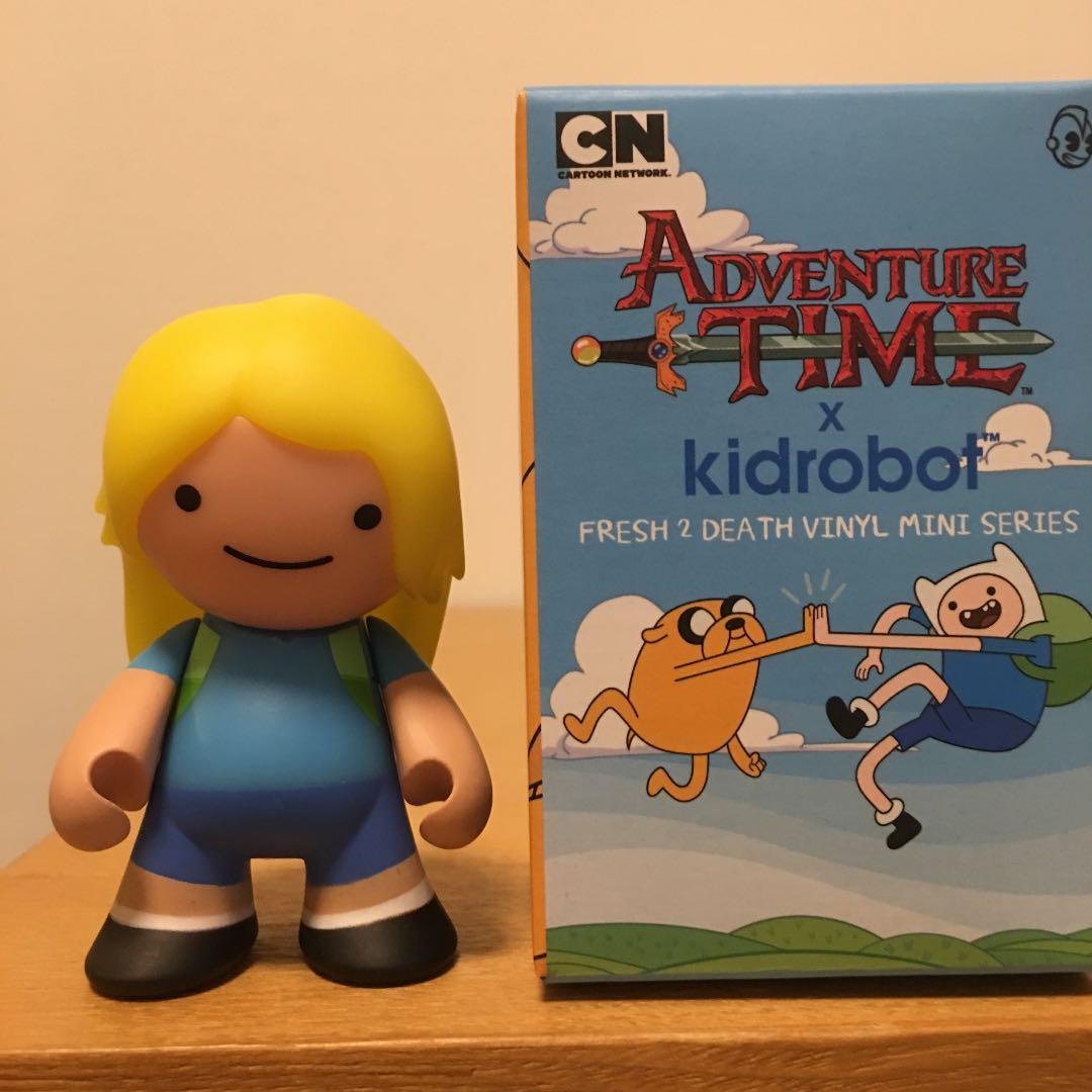 Kidrobot Adventure Time Fresh 2 Death Vinyl Mini-Figure Simon