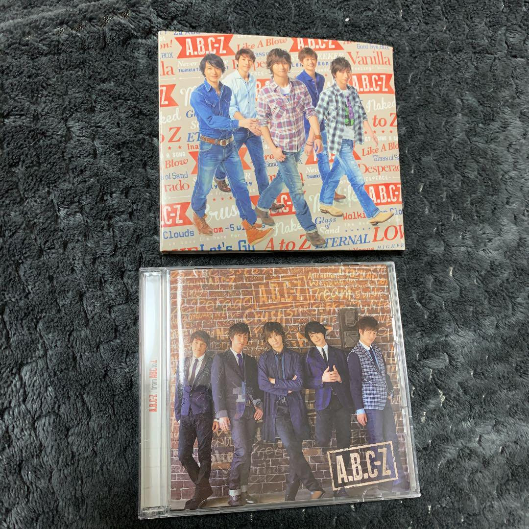 メルカリ - A.B.C-Z アルバム CD 「from ABC to Z」 2形態セット ...