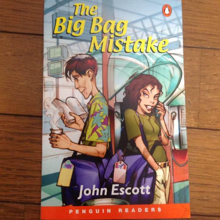 The Big Bag Mistake Book