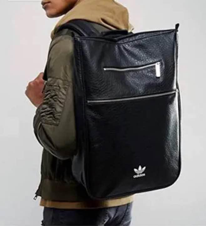 fd3171f2e2be メルカリ - adidas originals Top Backpack Faux black 【リュック ...
