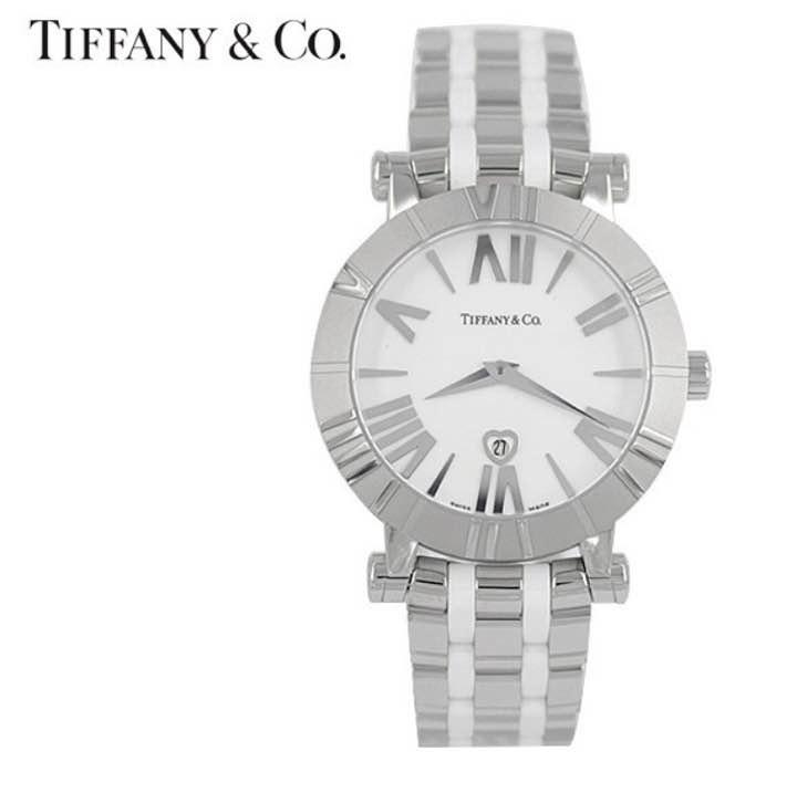 newest collection 8bf2d fa566 tiffany レディース アトラス腕時計(¥86,800) - メルカリ スマホでかんたん フリマアプリ