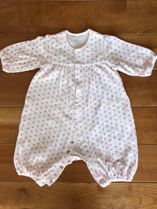 068914012ec69 メルカリ - 赤ちゃんの城 ロンパース 女の子  赤ちゃんの城  (¥800 ...