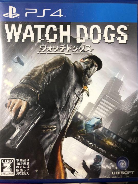 メルカリ - PS4 ウォッチドッグ...