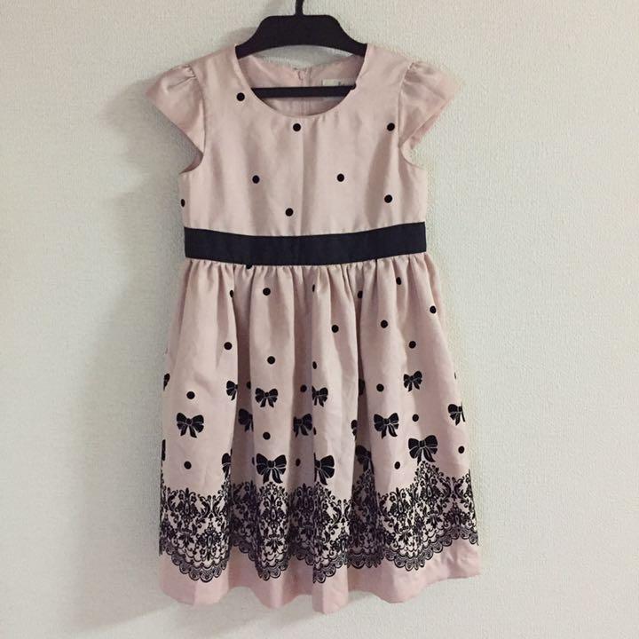 58e34438151a1 メルカリ - KUMIKYOKU 組曲 フロッキー シャンタン ワンピース ドレス L ...