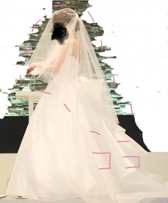 メルカリ 2wayウェディングドレス 175 000 中古や未使用のフリマ