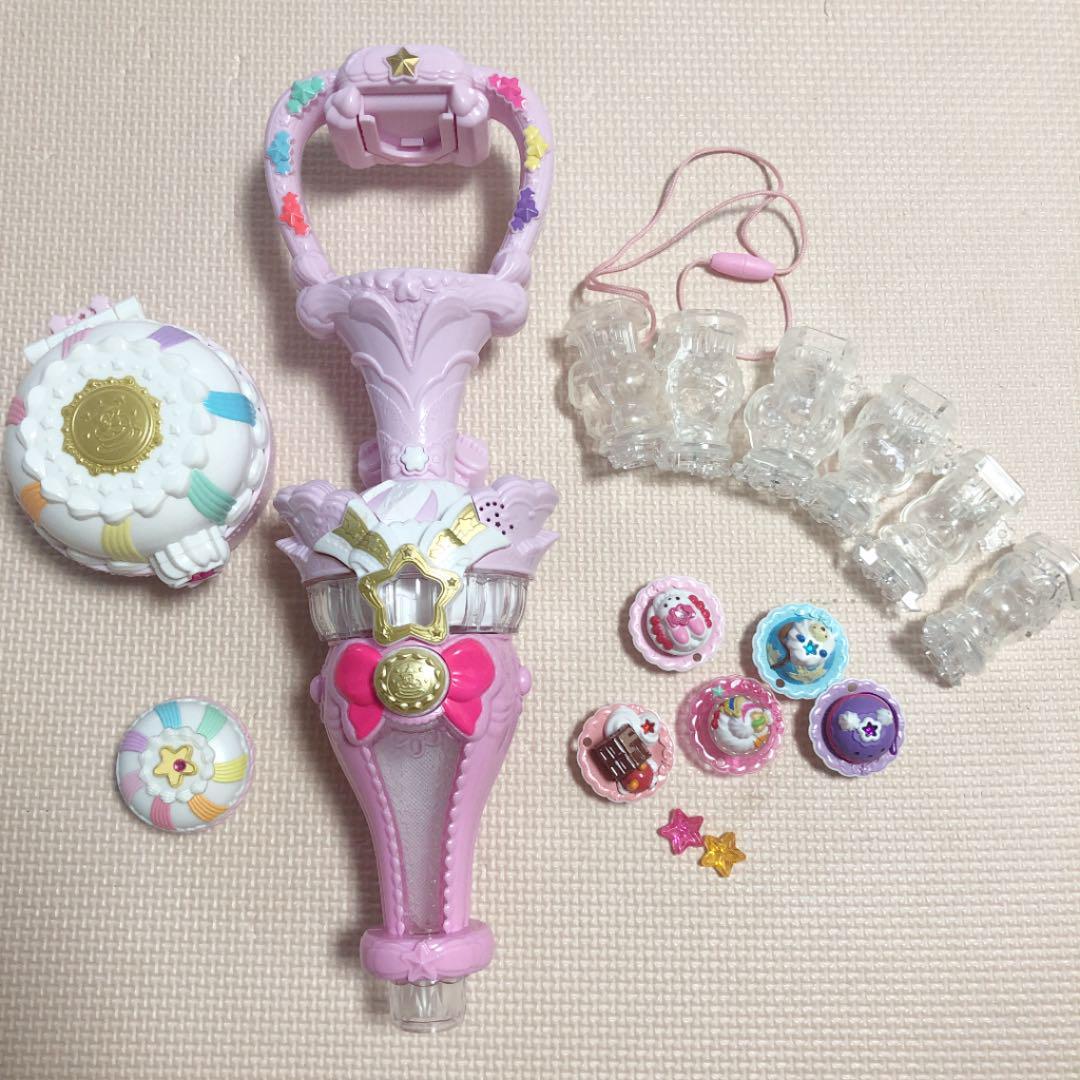 値下げ!キラキラプリキュア アラモード おもちゃセット(¥2,000) , メルカリ スマホでかんたん フリマアプリ