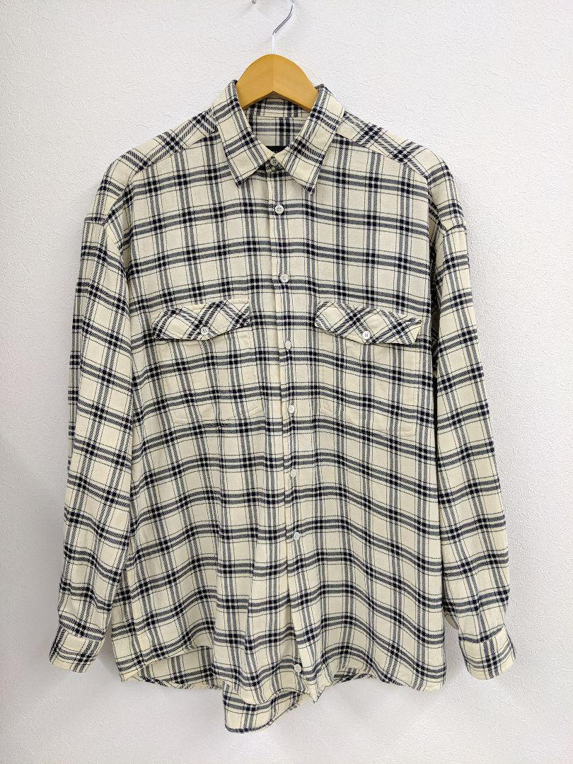 reputable site 3241a c3c15 GUCCI グッチ チェックシャツ M メンズ(¥3,500) - メルカリ スマホでかんたん フリマアプリ