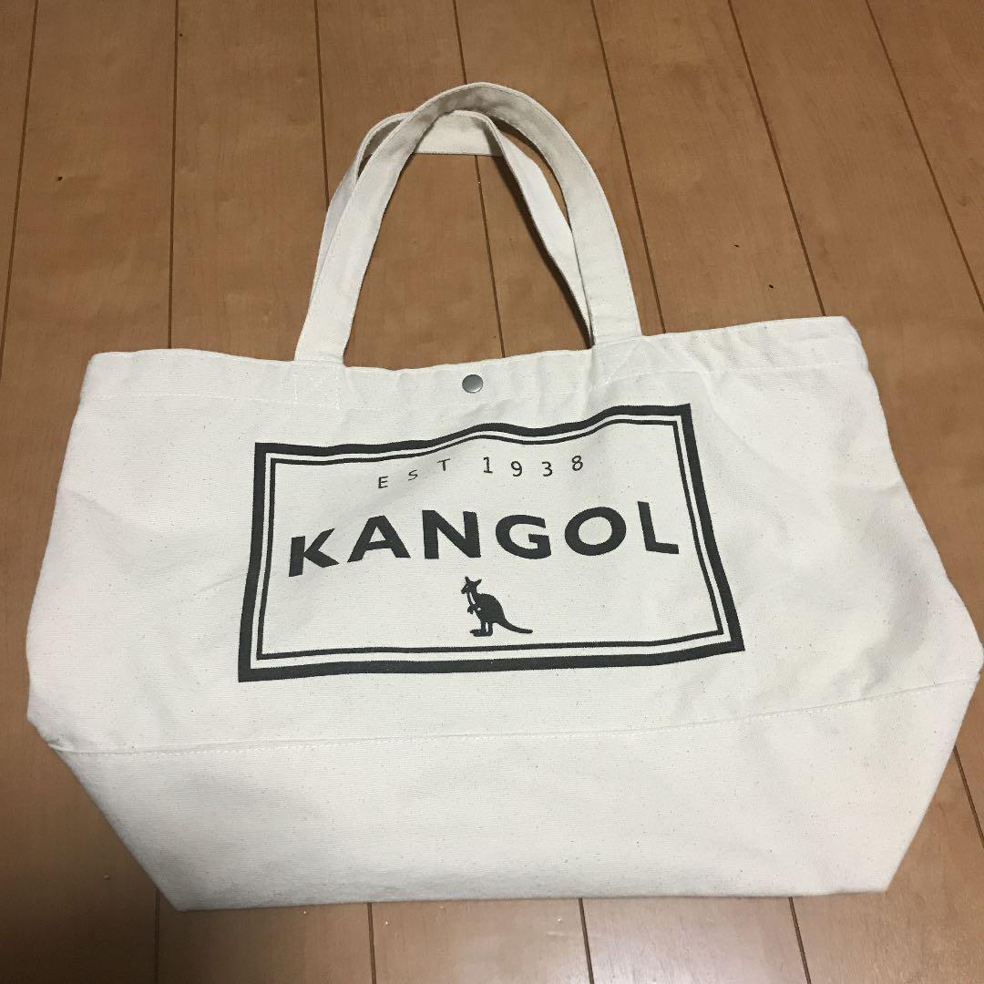 カンゴール トート バッグ
