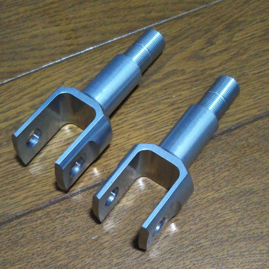 オーリンズツインショック用車高調整ブラケット(オオノスピード製30ミリロング)