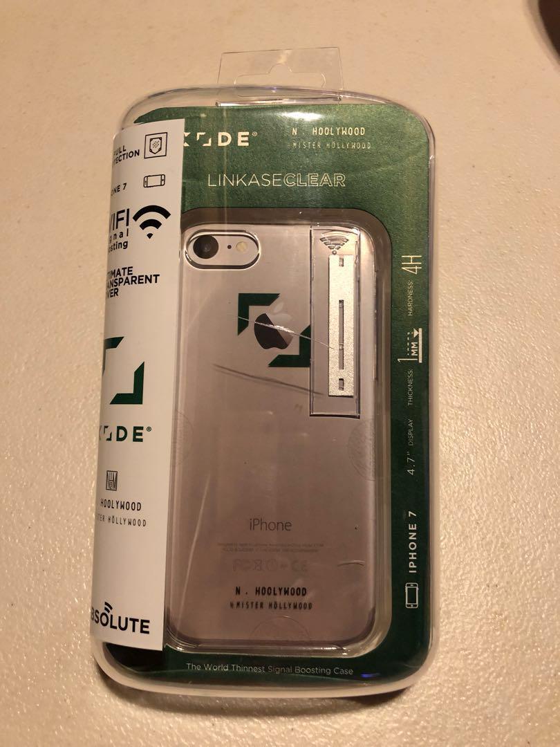 0d0cda00dd メルカリ - LINKASE CLEAR N.HOOLYWOOD KODE ABSOLUTE 【iPhone用ケース ...