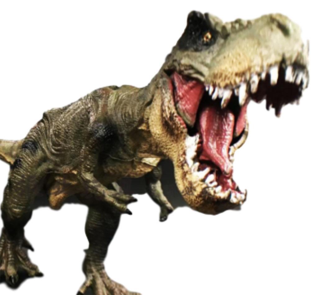メルカリ 恐竜 ティラノサウルス フィギュア Tレックス おもちゃ 30cm