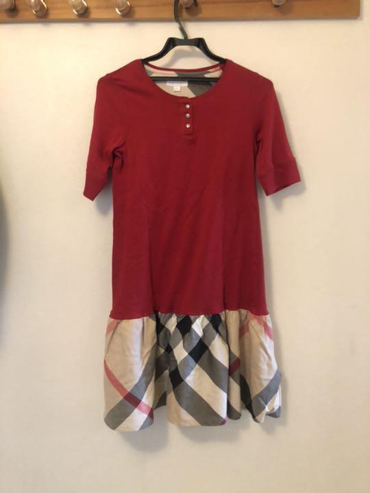 2fd7a1a721529 メルカリ - バーバリー 子供服ワンピース 140cm  バーバリー  (¥15
