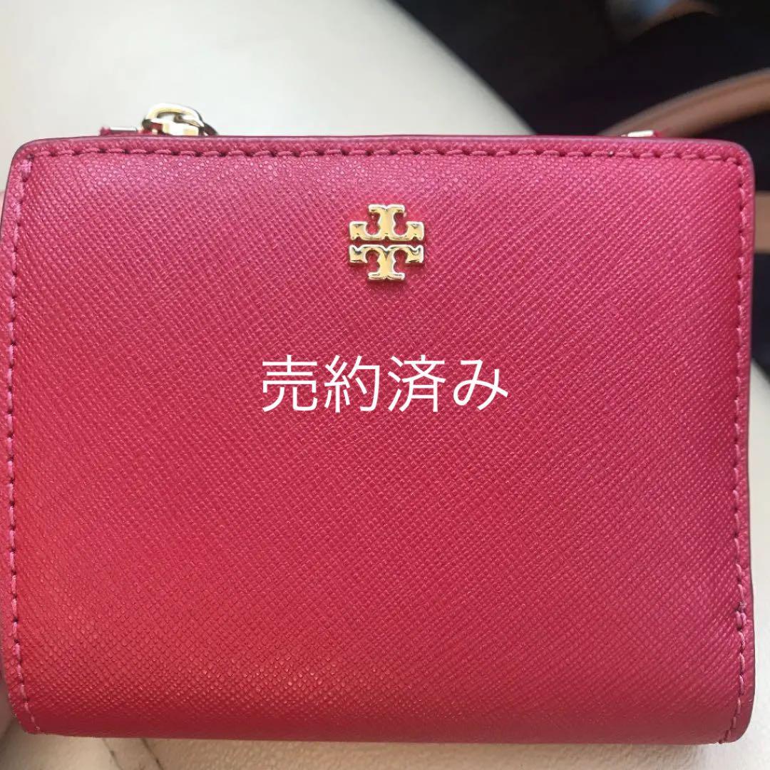 hot sale online 647b9 b26f5 トリーバーチ ミニ財布(¥5,500) - メルカリ スマホでかんたん フリマアプリ