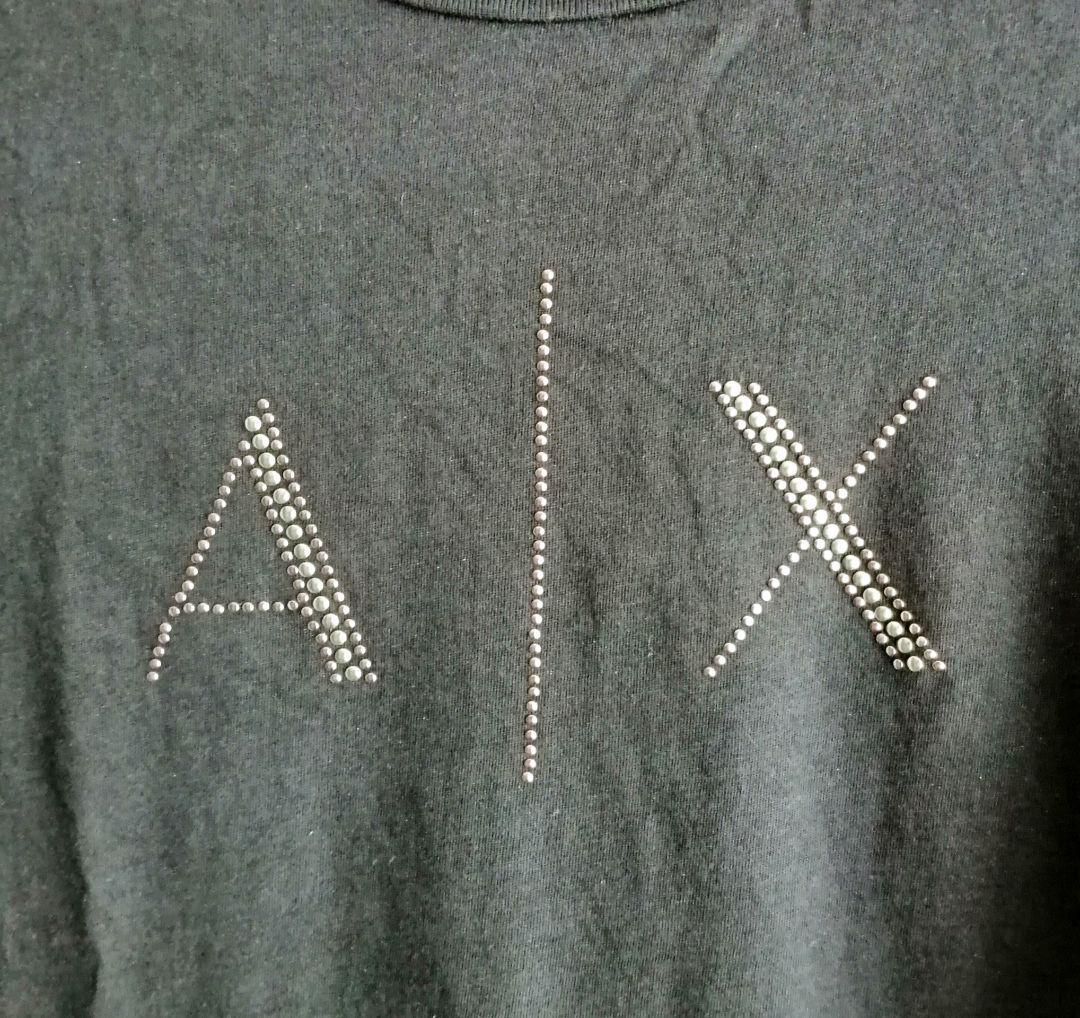 best service 9d2d2 0a302 アルマーニエクスチェンジ Tシャツ レディース(¥700) - メルカリ スマホでかんたん フリマアプリ