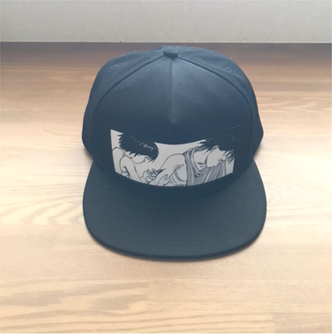 fdf09f75 メルカリ - supreme AKIRA cap アキラ 【キャップ】 (¥13,500) 中古や未 ...