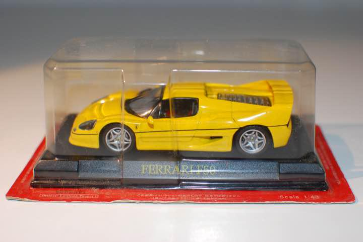 Ferrari collection  1 43 F50  choix à bas prix