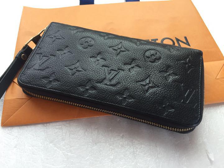 new product fa3b5 de1d9 ルイヴィトン アンプラント 長財布(¥43,500) - メルカリ スマホでかんたん フリマアプリ