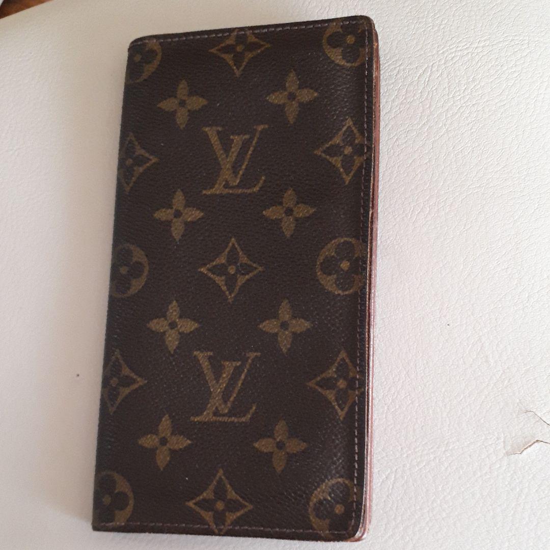 quality design d74b3 df56d ルイヴィトン 長財布 モノグラム(¥ 6,000) - メルカリ スマホでかんたん フリマアプリ
