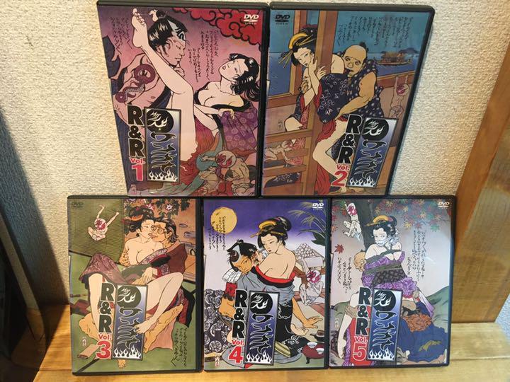 メルカリ - ワンナイR&R Vol.1〜5 【お笑い/バラエティ】 (¥4,500 ...